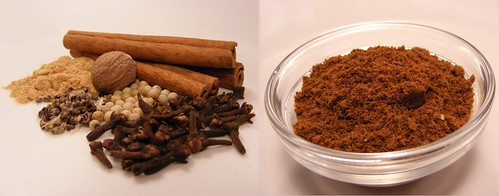 """Speculaas"" spice-mixture"