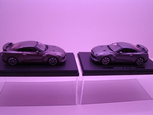 Ebbro Nissan Skyline R35