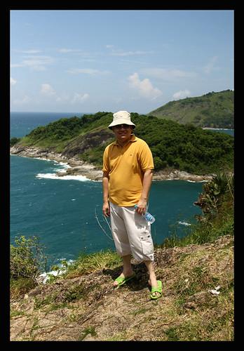 Driving Around Phuket and Scenic Overlooks