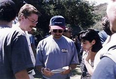 Peter,Steven Spielberg, Jo MyLastBite.com