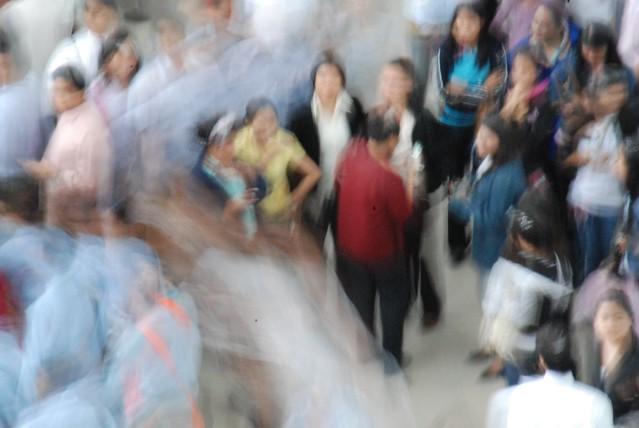Crowd Blur