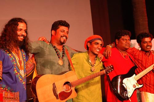 Gaurav Vaz, Raghu dixit, Siva, Vinay, Jithin