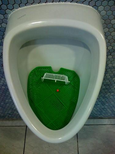 Urinal Football