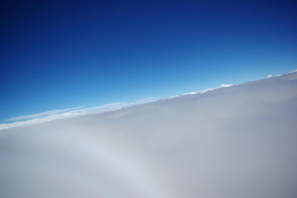 Pentax nas Nuvens