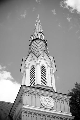 union baptist church for Verge