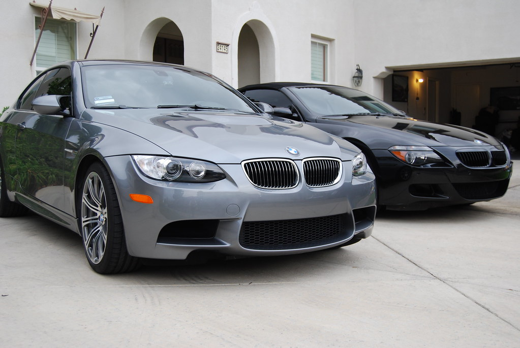 Concours Finish Detailed 2008 M3 Space Gray Amp Photos With