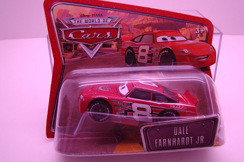 Disney CARS Short Cards