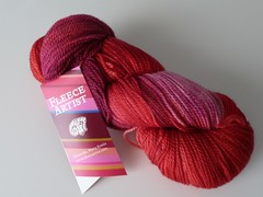 Fleece Artist - Ruby Red