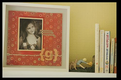 Gracie_on the bookshelf