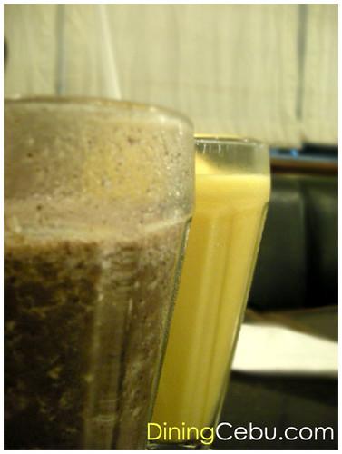 Restaurant in Cebu Philippines - Cafe Georg Shakes