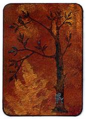 Bird tree II - 1/2
