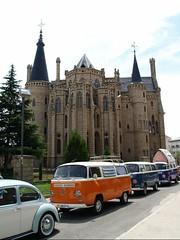 Palacio de Gaudí en Astorga
