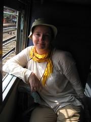 En route to Allepey