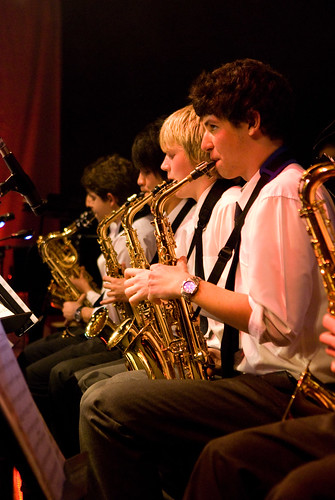 The saxes