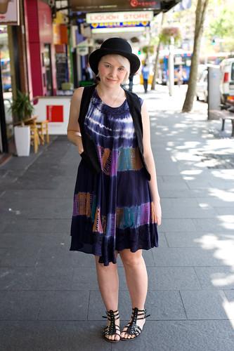 Tie dye - Oxford St