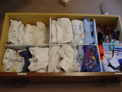 Make your own drawer dividers
