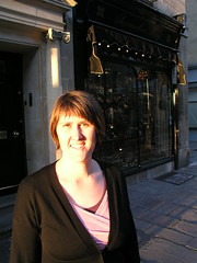 Me, in Bath