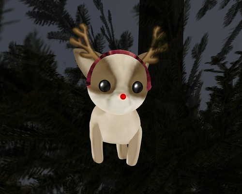 Effin Cute Reindeer Chihuahua by you.