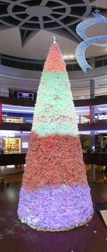 Dubai Christmas Tree