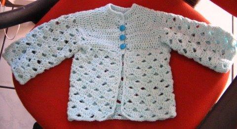 Abigail's sweater