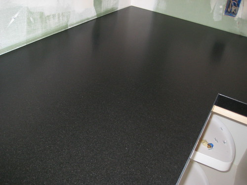 Do i need plywood under granite countertop installing a for How much can granite overhang without support