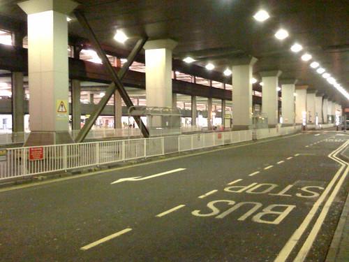 Under terminal 4