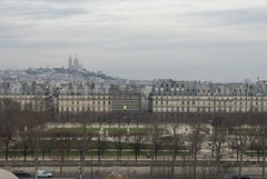 sacre couer from musee de orsay