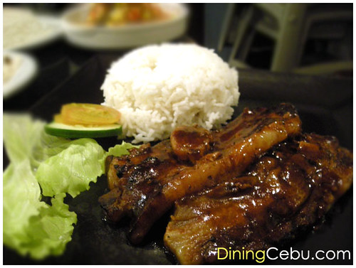 Restaurant in Cebu Philippines - Cafe Georg Hickory Ribs