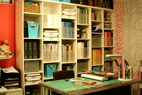 Office/craft room by paulamw.