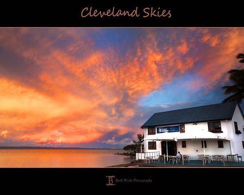 Cleveland Skies - Explored 02/06/2011