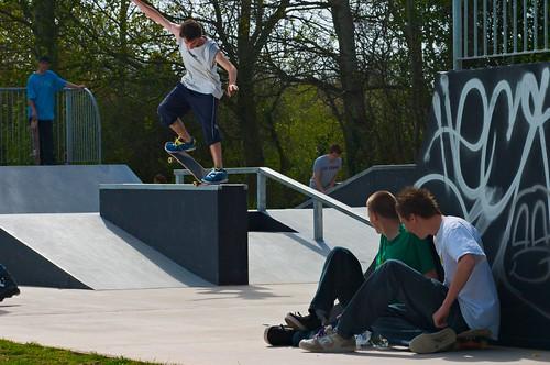 Yatton Skatepark