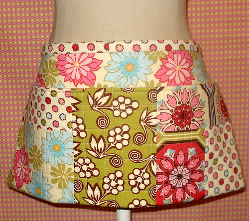 Quilted toolbelt