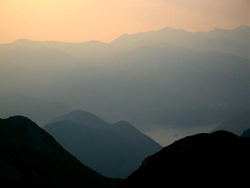 Fiordo de Kotor