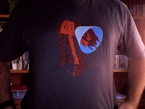 Camiseta superfriki