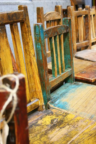 Antique Children's Chairs (by just.Luc)