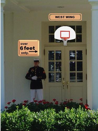 Full Court Press -- Obama Seeks DC Hoops Spot