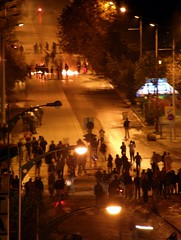 Greek riots, day #5: Crackdown on union strike...