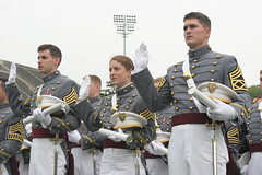 2008 U.S. Military Academy Commencement Ceremony