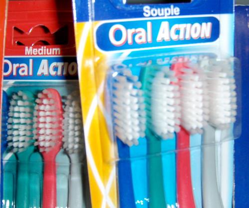 Oral Action