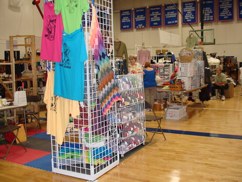 2008 Midwest Folk Fiber Art Fair