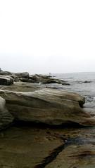 42.海岸的巨石