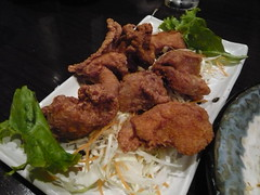 Day1-Dinner-杏屋-雞肉唐揚