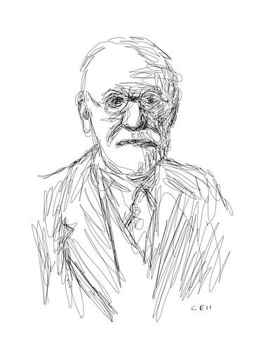 Sigmund Freud, padre del psicoanálisis