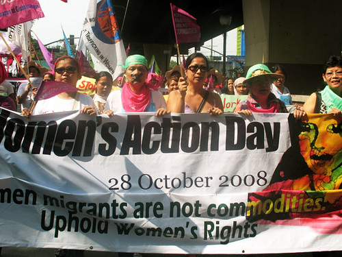 Womens Action Day
