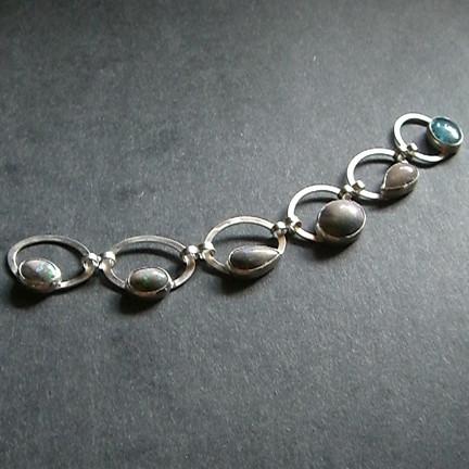Custom Opal Necklace (in progress)