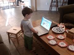 Computer addiction starts at a young age