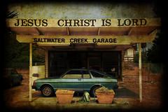 Jesus Christ is Lord by Geof Wilson