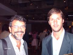 Guillermo Schulmeier y Juan Carlos Lucas