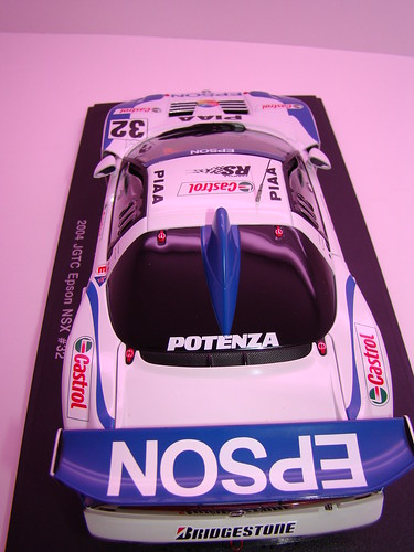 Auto Art Epson Honda NSX