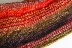 Silk Garden Sock Cowl